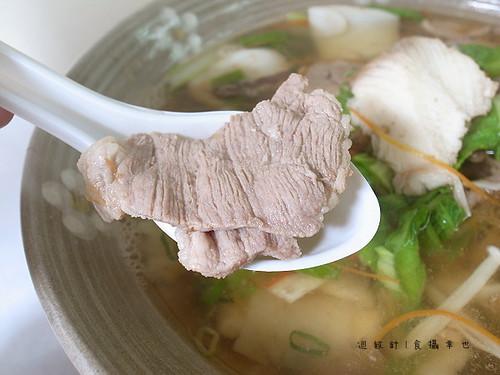 福井麵疙瘩之瘦肉