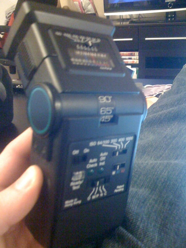 Focal DT-5000S Zoom flash