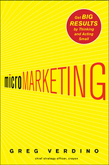 microMARKETING Book Cover