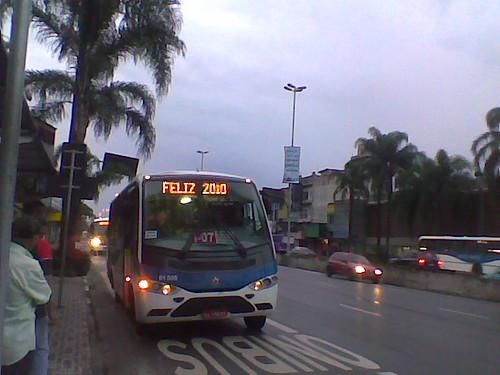 Proxima parada - Feliz 2010
