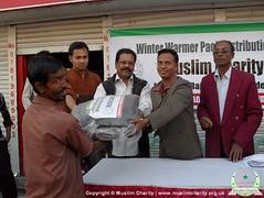 Winter Warmer Packs - Rajshahi, Bangladesh (Muslim Charity UK) Tags: charity winter muslim pack bangladesh ngo warmer rajshahi