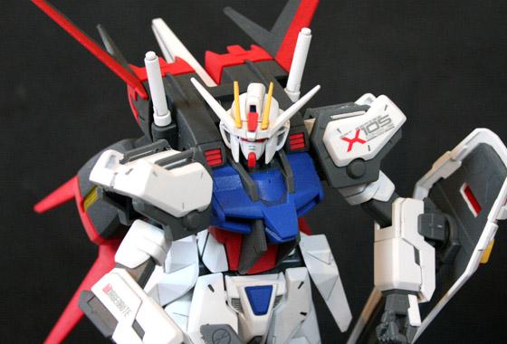 1/100 GAT X-105 Aile Strike Gundam - Complete!