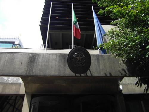 Consulado Italiano em SP