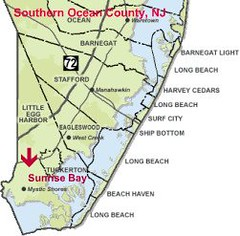 Sunrise Bay Location