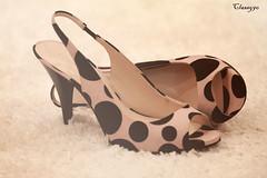 "high heels (Classy90"" "") Tags: pink high balck heels classy90"
