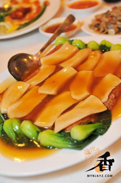 abalone & tofu