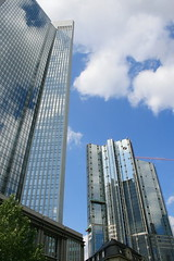 Banken-Renovierung, Frankfurt/Main 2009