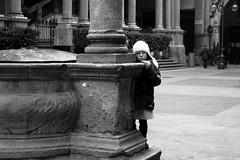 (chiarella) Tags: bambina pensiero riflettere