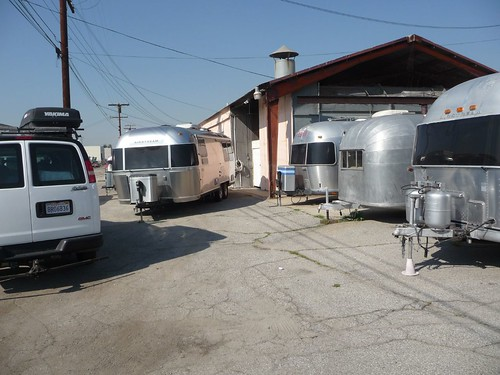 our airstream, ready to go!