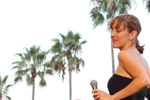 Kathleen Grace at LACMA