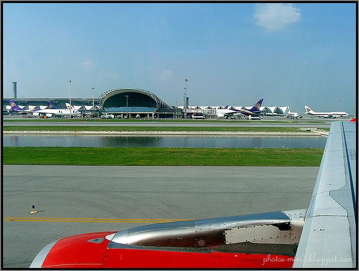 Suvarnabhumi Airport 4