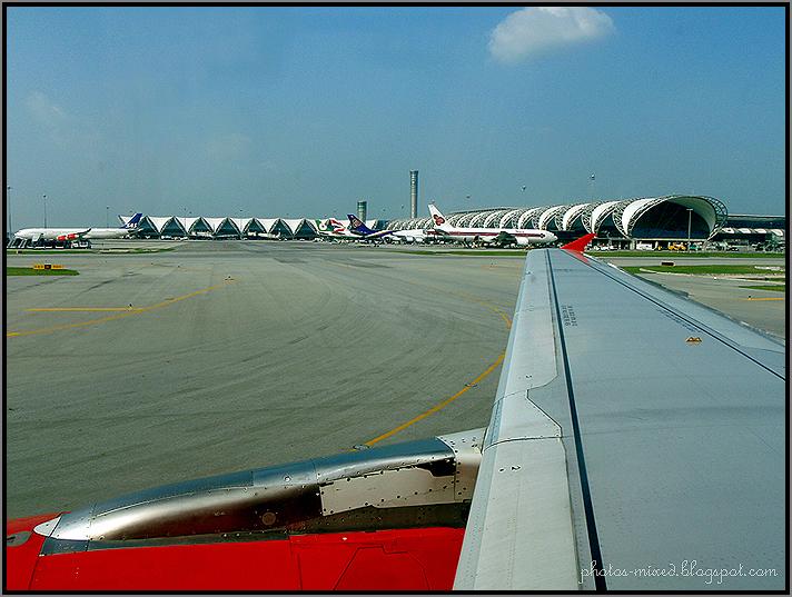 Suvarnabhumi Airport 5