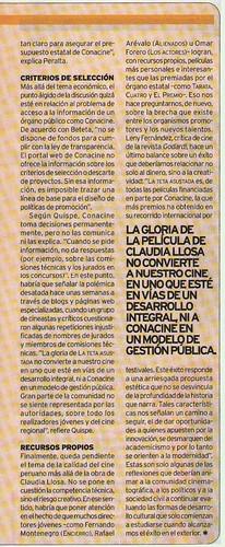 Cine peruano en Somos