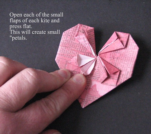 Origami Heart 030