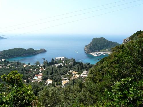 Wyspa Korfu i miasto