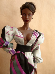 80's don't stop (Nina-chan) Tags: doll jordan 2009 platinum exclusive jasonwu fashionroyalty wclub redressed louos souol