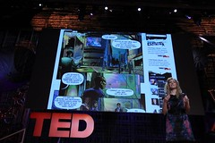 Jane McGonigal delivers URGENT EVOKE at TED 2010