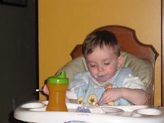 Mmmm sugar (flutterby3) Tags: birthday 2 scott 2yearsold