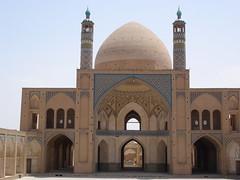 Kashan, Agha Bozorg Mosque (5) (Prof. Mortel) Tags: iran kashan