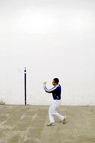 pelota-Player