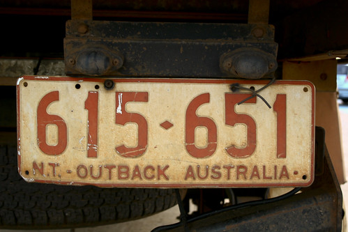 NT - The Outback State (for real !)