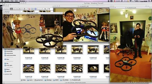 AR Drone Japan