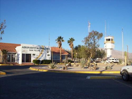 San Felipe International Airport