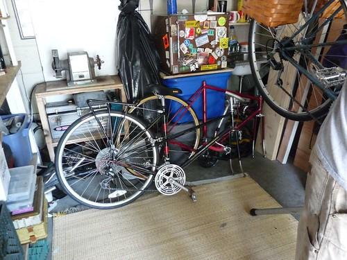 KT's Bike!