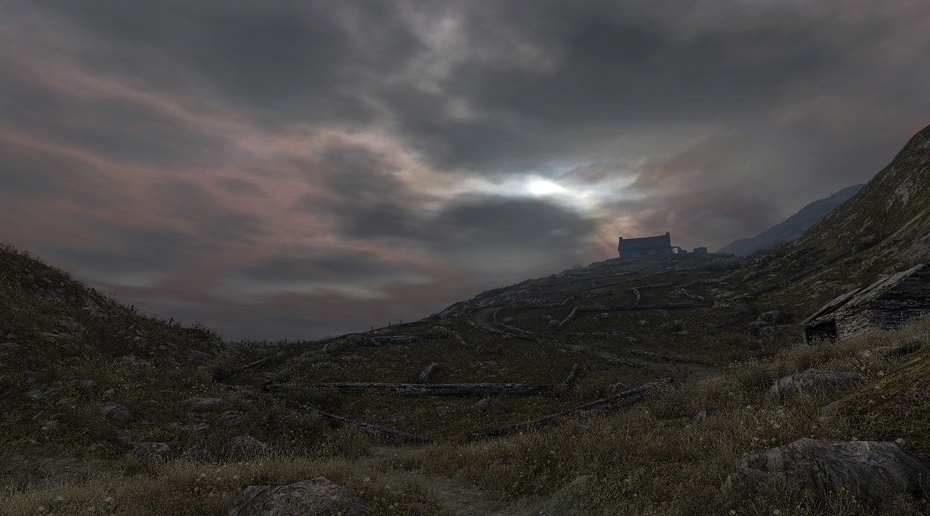 Dear Esther level 2