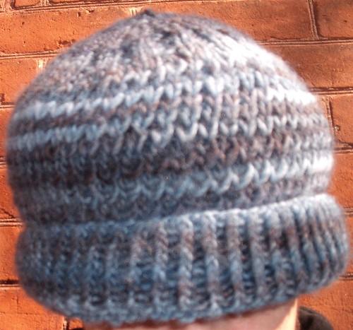 Spiral Twist Hat