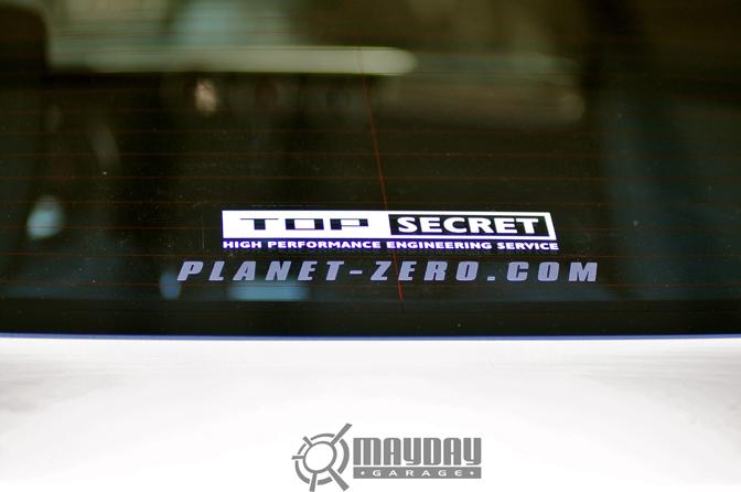 Top Secret + Planet-Zero = WIN
