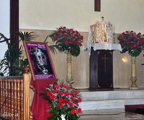 Cartel Presentación Semana Santa, Batería Jota