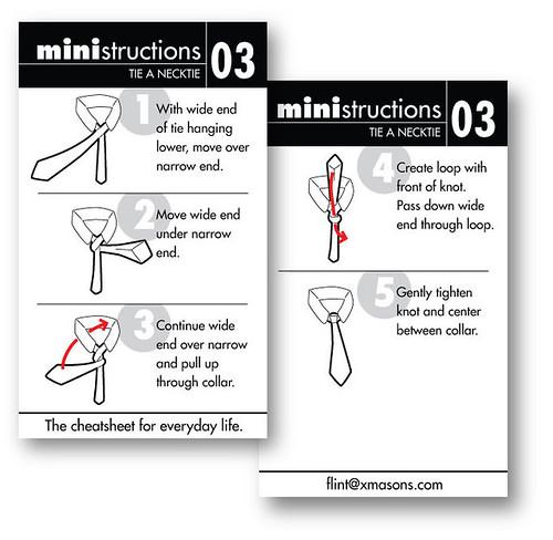 flickriver flinthahn\u0027s photos tagged with ministructionstie a necktie
