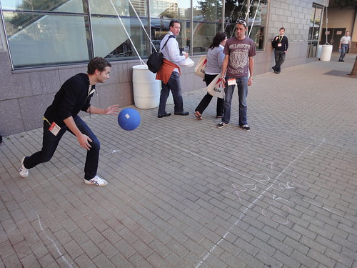 Playing four square with Foursquare at SxSW 2010   ZDNet