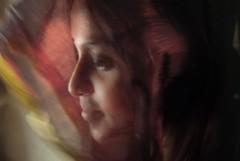 Dia.... (Shad0w_0f_Dark) Tags: portrait art lady nikon d200 lightdarkness