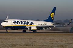 EI-EFO - 37539 - Ryanair - Boeing 737-8AS - Luton - 100104 - Steven Gray - IMG_5977
