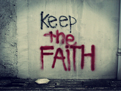 Week 13 - Keep The Faith