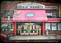 The Market (JMS2) Tags: street nyc newyork shop retail market belmont thebronx storefronts shopfront outerborough