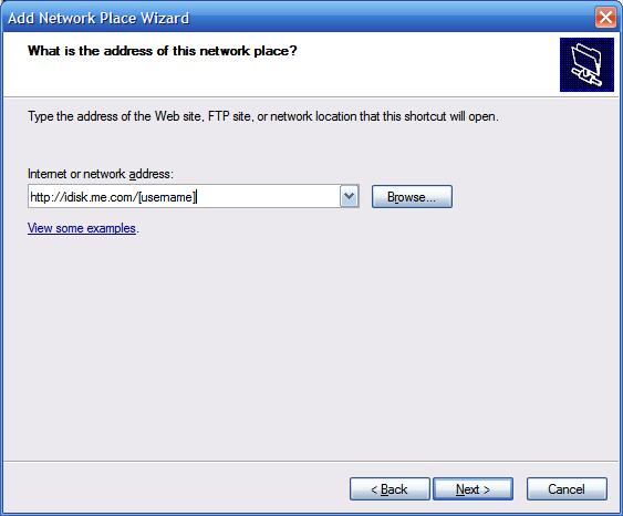 Mounting MobileMe iDisk on Windows XP 4479866327 6881d62196 o