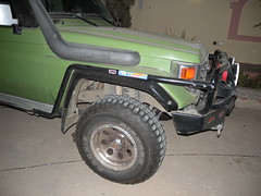 toyota 70,  AKA (1 and a 1/2) (shine_on) Tags: desert mud offroad 4x4 dunes toyota jeddah suv fj landcruiser saudiarabia cruiser rains  fjcruiser    bahra    feshfesh