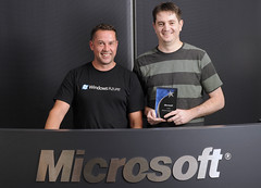 Azure BizSpark Event Winner