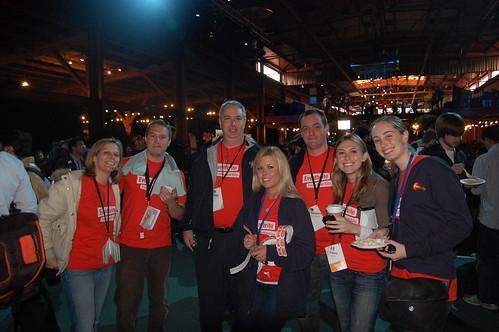 Eventbrite team members!