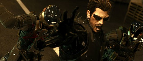 Deus Ex: Human Revolution Ships 2M Copies Worldwide
