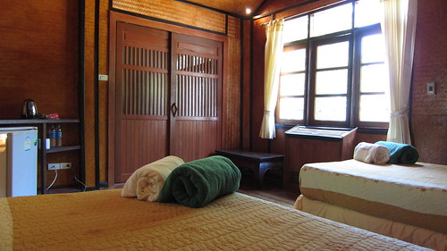 Koh Samui Kirati Resort - Superior Hut サムイ島キラチリゾート スーペリアハット (3)