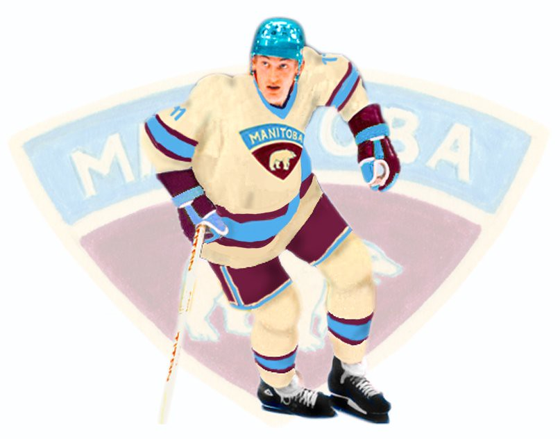Martin Hick, Manitoba Polar Bears in action.jpg