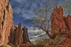 Garden of the Gods, Colorado Springs, Colorado (Ken'sKam) Tags: nature colorado gardenofthegods coloradosprings geology westernusa allnaturesparadise