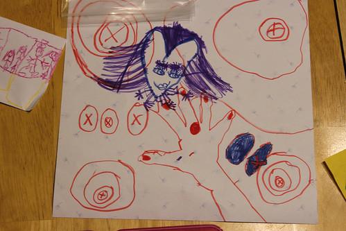 grace art age 5 (1)