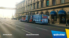 Info Media Group - Rimmel, BUS Outdoor Advertising, 12-2016 (18) (infomedia_group) Tags: bus advertising wrap outdoor branding busadvertising rimmel