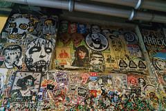 Art of the Gum Wall under Pike Place Fish Market in Seattle (JasonianPhotography) Tags: pikeplacefishmarket postalley gumwall washington art seattle unitedstates us