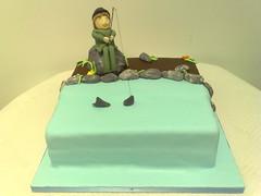 bolo pescador (Isabel Casimiro) Tags: cake christening playstation bolos bolosartisticos bolosdecorados bolopirataecupcakes bolopirata bolosdeaniversrocakedesign bolosparamenina bolosparamenino